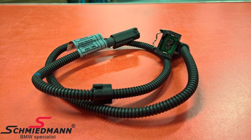 Adapter lead for additional heater