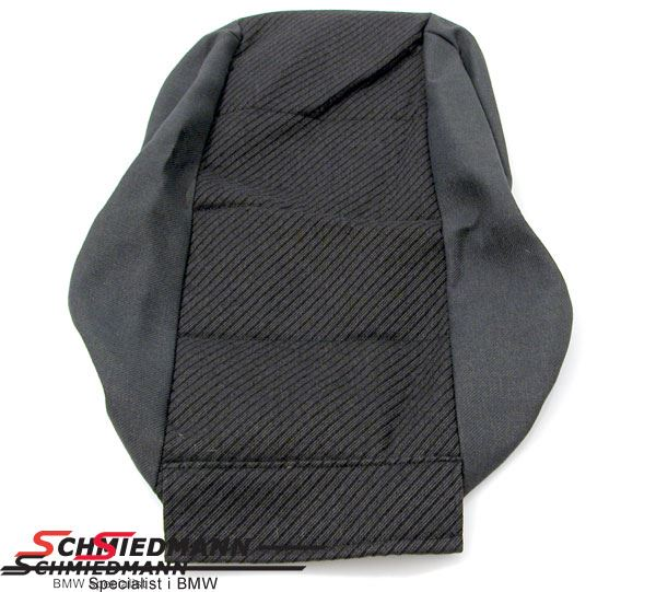 "Seat cover back standard-seats fits both R+L.-side color anthrazit 0388 ""Schraffur"""