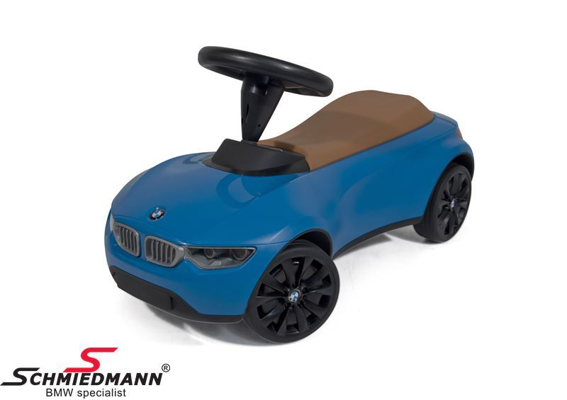 BMW Baby Racer III, blue/caramel