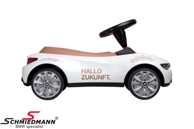 BMW Baby Racer III, Hallo Zukunft