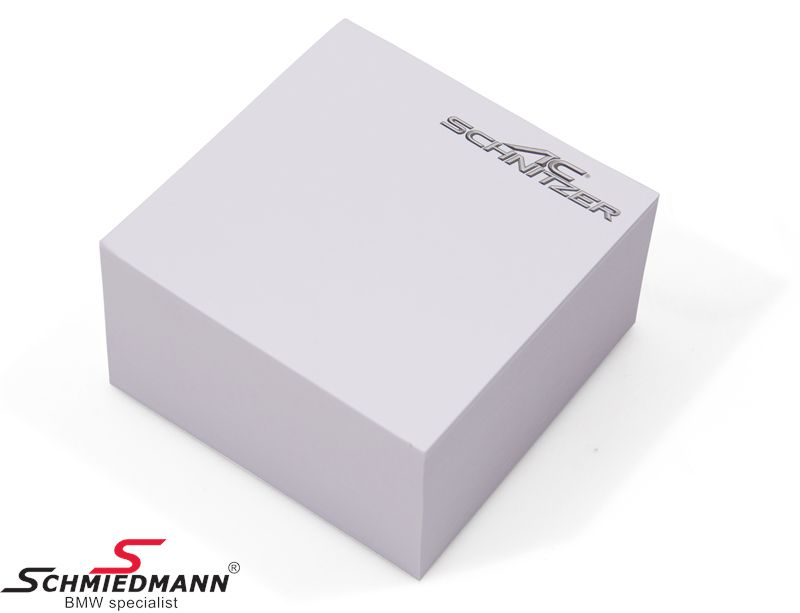 AC Schnitzer papir blok