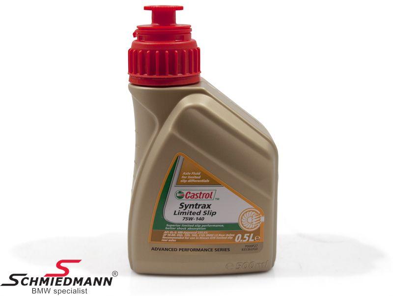 Castrol  (differensial) olje SAF-XJ 75W/140 0,5 liter