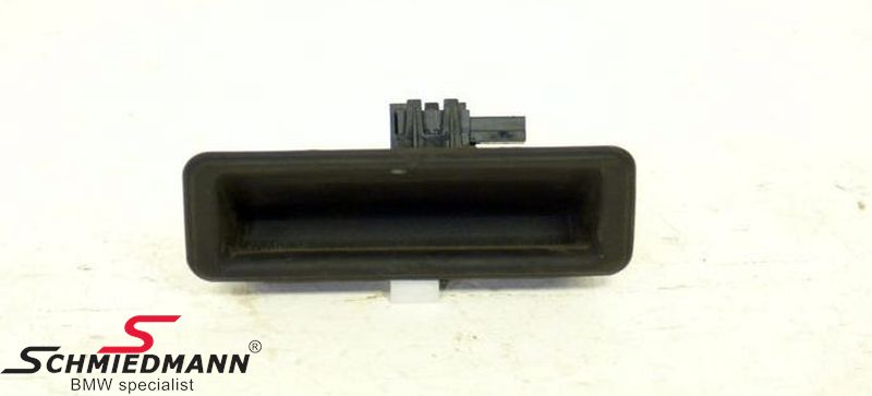 Handle Trunklid Inclusive Micro Switch 51247118158 51
