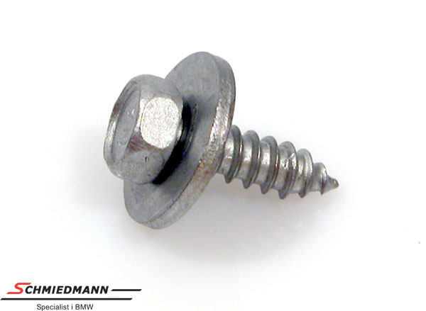 BMW 07119901299 / 07-11-9-901-299  Screw ST4,8X16-C-CZ