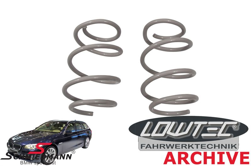 Lowering-set Lowtec front 40MM (only front)