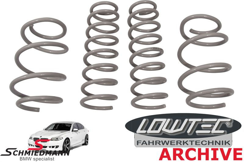 Lowering-set Lowtec front/rear 40/25MM