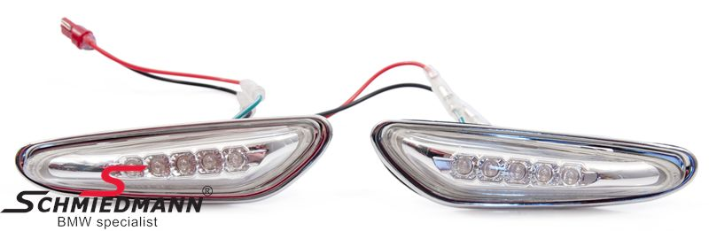 Sideindicators LED white