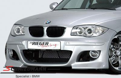 Rieger prední nárazník E60 M5 look