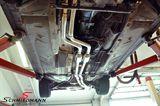 SCM365052  BMW E36 Schmiedmann High Flow Fächerkrümmer M50/M52 mit Sportkatalysatoren 300 Zellen