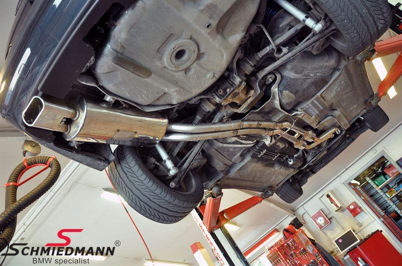 Schmiedmann High Flow Sport Manifold M50 M52 Inclusive Sport