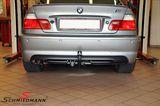 303230 BMW E46 -  Towing hitch detachable vertical Westfalia