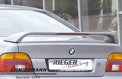 Rear-wing Rieger GTM with brake light