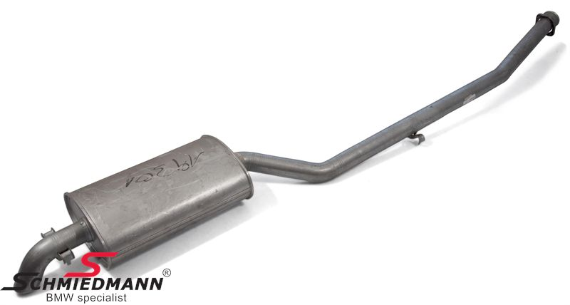 Rear silencer M51