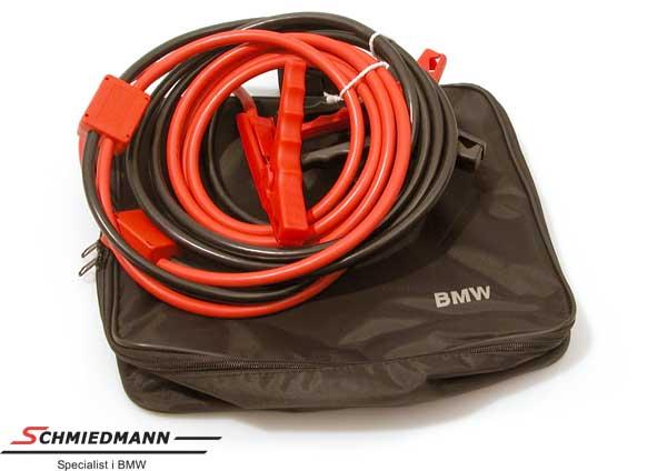 Startkabel-sæt originalt BMW i smart BMW taske