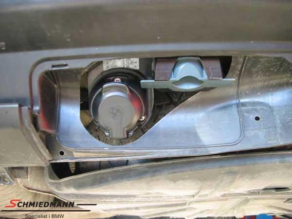 Anhængertræk vertikalt aftageligt originalt BMW