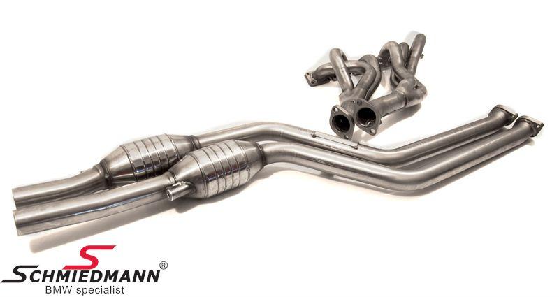 Schmiedmann Sport Exhaust Manifold Inclusive 250cell High