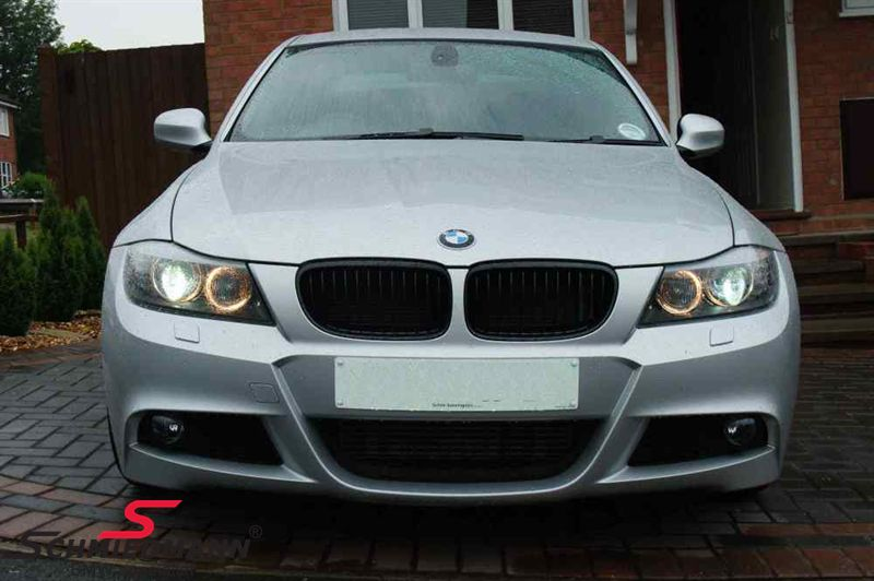Spoiler-Satz M-Technic original BMW
