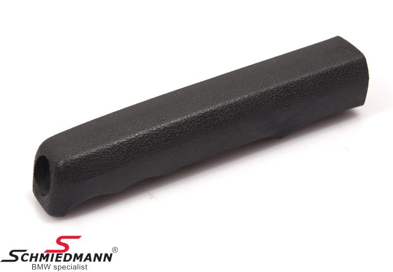 Handbrake handle standard black