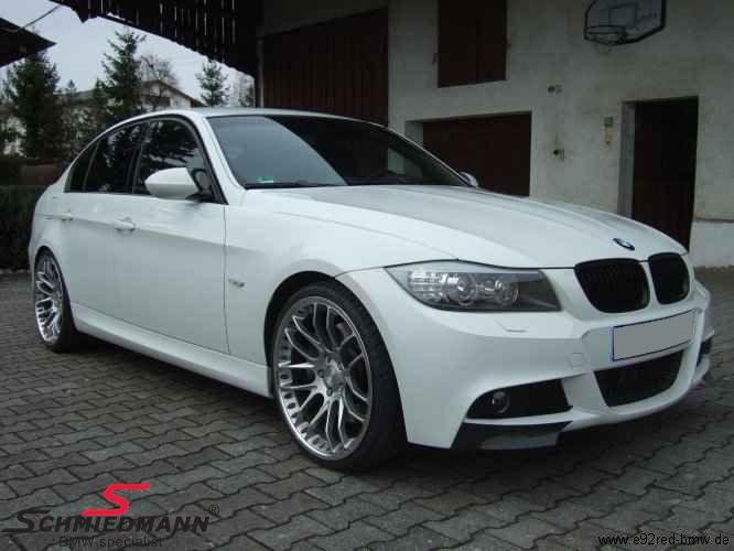 BMW M3 sport peilit