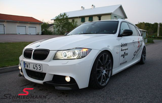 68d04af3dc0f BMW E90 LCI Sedan 335d - Spoilers and sideskirts - Schmiedmann - New ...
