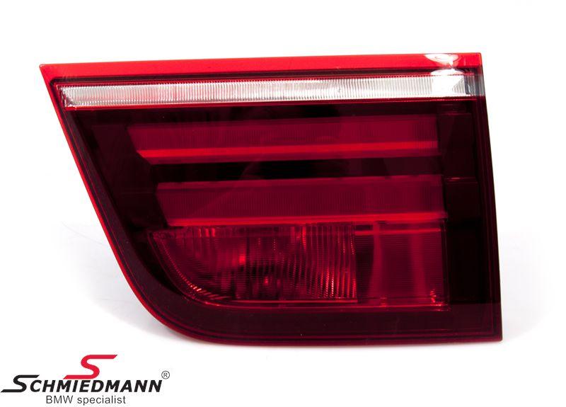 Baglygte facelift inderste del på bagklappen H.-side original BMW