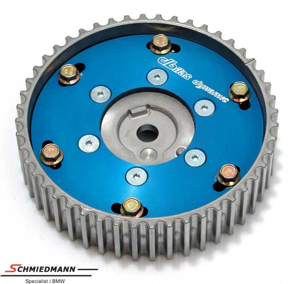Adjustable camshaft wheel Dbilas