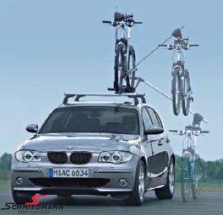 Eredeti BMW kerékpártartó