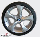 """21"""" Sternspeiche 311, rim 10X21 ET41 (original BMW) (passer kun bag)"""