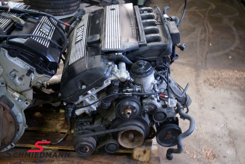 Bmw e39 523i motor