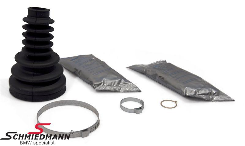 Abtriebswelle Reparatursatz Faltenbalg Innen (Richtung Hinterachsgetriebe)