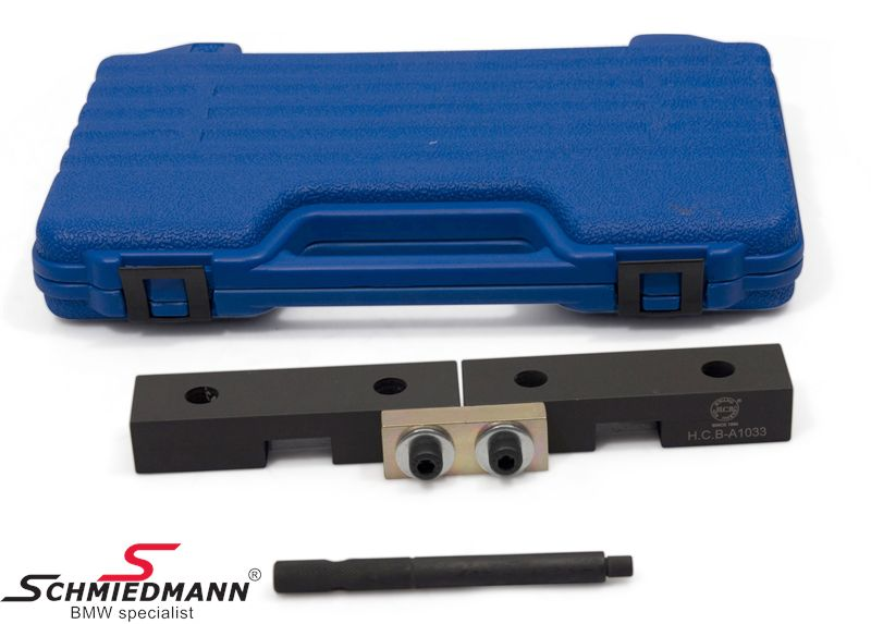 Camshaft alignment tool set for M42/M44/M50/M52/M54/M56/S50US/S52US engines