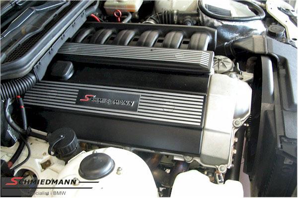 Schmiedmann M50 3.2L komplet ombyt.motor 259HK/335NM stage 2