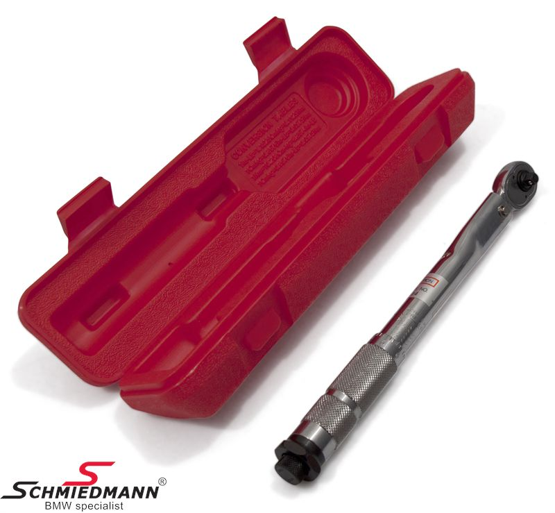 "Ringht hand 1/4"" click system torque wrench"