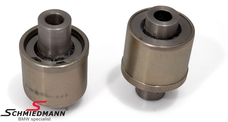Powerflex racing Front lower tie Bar to chassis bush set