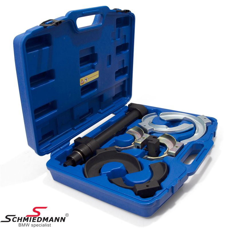 Spring dumper extractor/installer special tool set