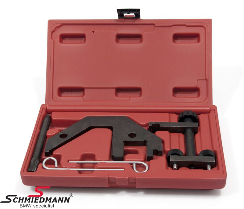 Camshaft alignment tool set for M47/M57 diesel engines