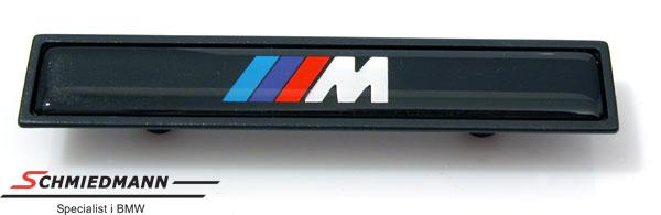 """Emblem """"M///"""" til M-Technic støtlister"""