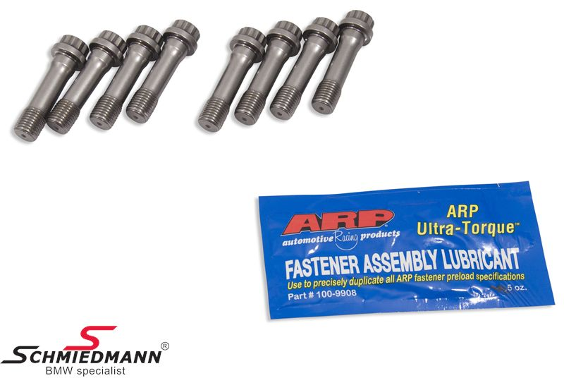 ARP reinforced connecting rod bolt kit