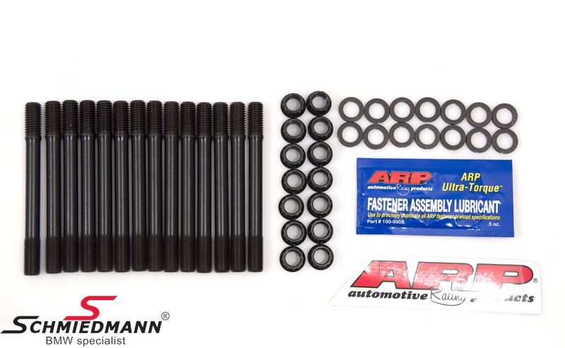 ARP reinforced head bolt kit
