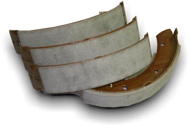 Bremsbacken für Trommelbremse hinten