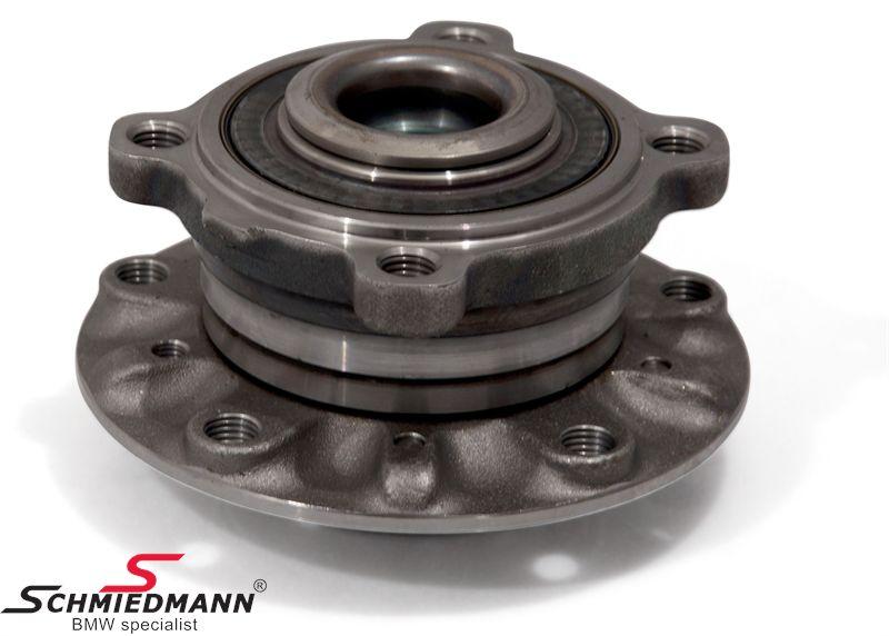 Wheel bearing front