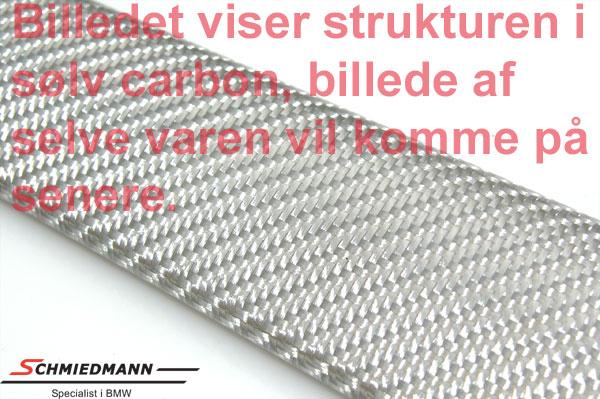 Schmiedmann kopholder afdækning bag ægte sølv carbon