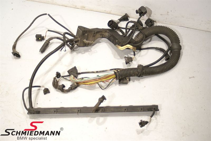 BMW E46 - Engine wiring harness - Schmiedmann - Used parts Used Engine Wiring Harness on bmw 2 8 engine wire harness, engine control module, engine harmonic balancer, oem engine wire harness, suspension harness, dodge sprinter engine harness, hoist harness,