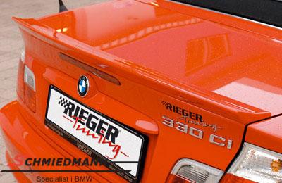 Rieger rear spoilerlip