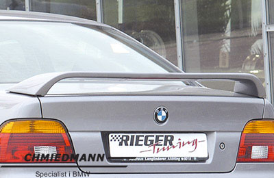 Rear-wing Rieger GTM without brake light