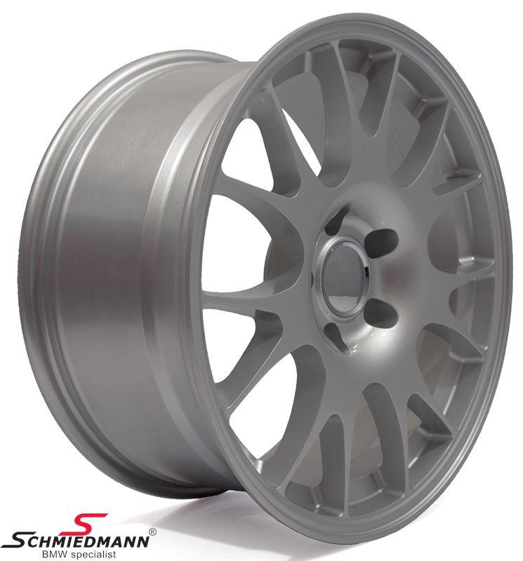 """18"""" WMS -RS- alufælge silver Felge 8,5X18"""