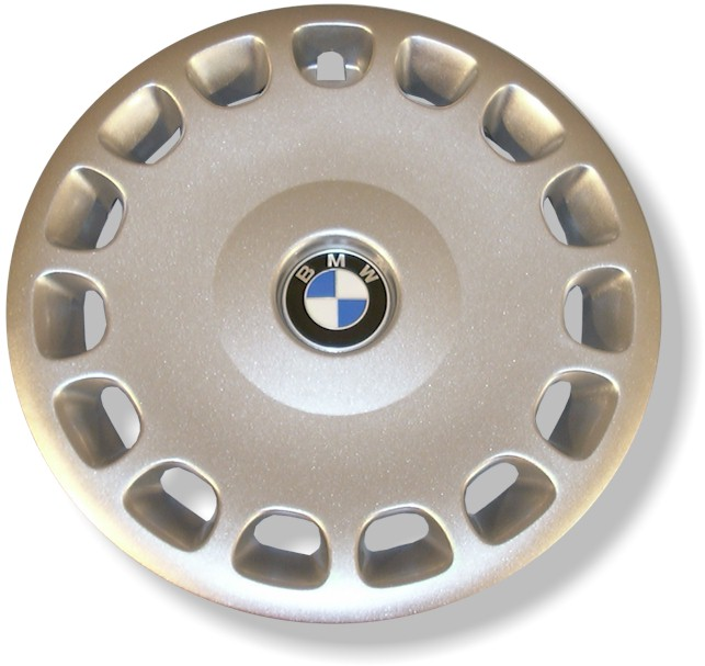 "BMW 36136768639 / 36-13-6-768-639  Wheel cover for 15"" steel wheels"