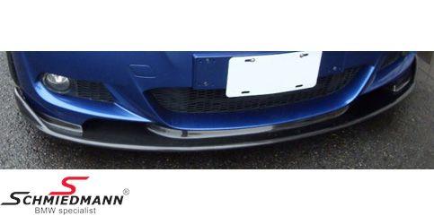 Frontspoiler-Lippe echt Carbon für M-Technic Frontspoiler -Aero Sport-