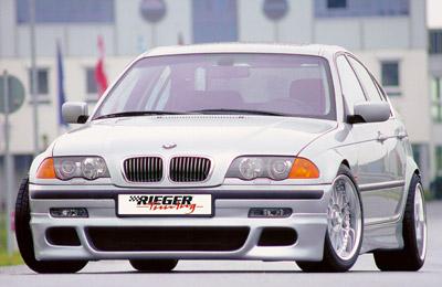 Rieger Frontspoilerlippe M5 Look