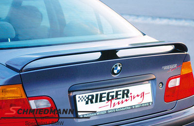 Rear-wing Rieger without brake light